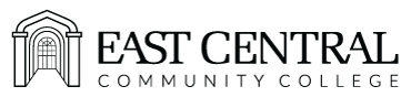 Logo for East Central Community College